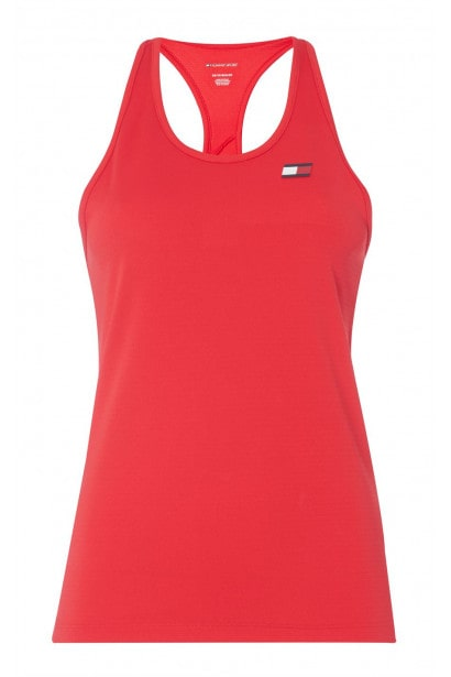 Tommy Sport Flag Tank Top