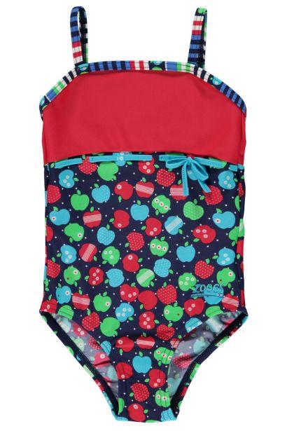 Zoggs Appletizer Swim Suit Infant Girls