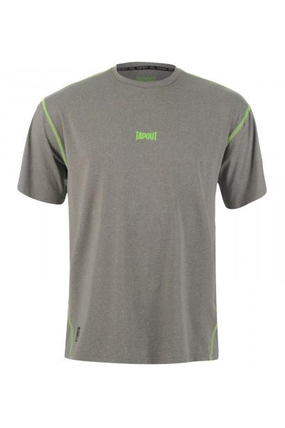 Tapout Active T Shirt Mens