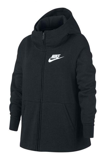 Nike NSW Full Zip Hoody dětské Girls
