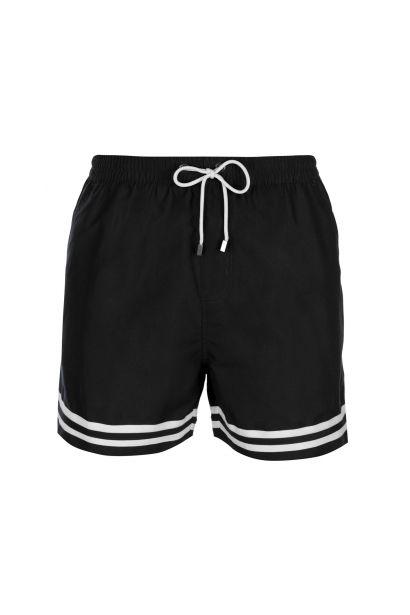 Pierre Cardin Stripe Swim Shorts Mens