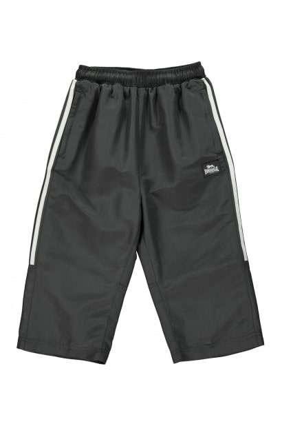 29df1d95e605 Lonsdale 2 Stripe three quarter Track Pants Junior Boys