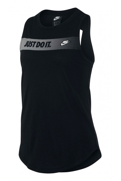 Nike Muscle Graphic Tank Top Junior Girls
