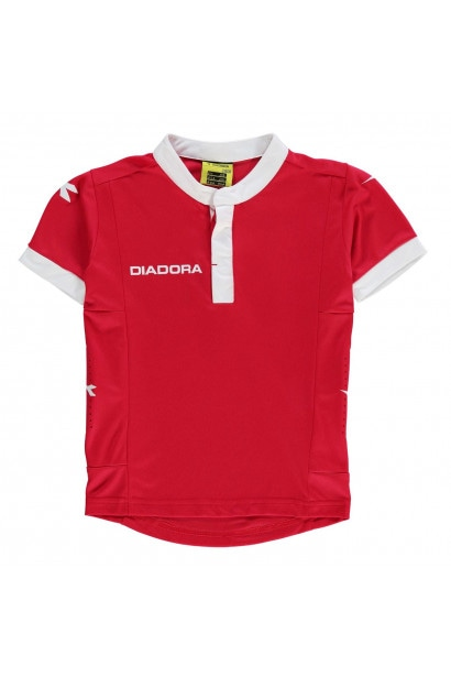 Diadora Fresno T Shirt Junior Boys