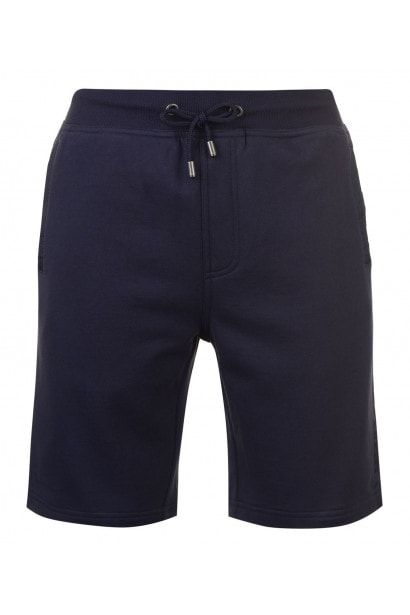 Pierre Cardin Mixed Fabric Shorts Mens