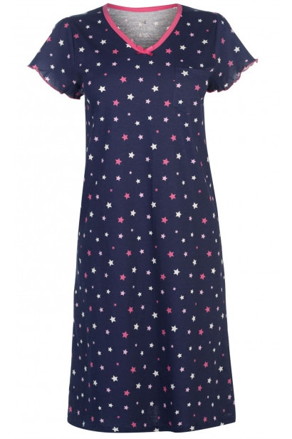 Cote De Moi Picot Nightdress Ladies