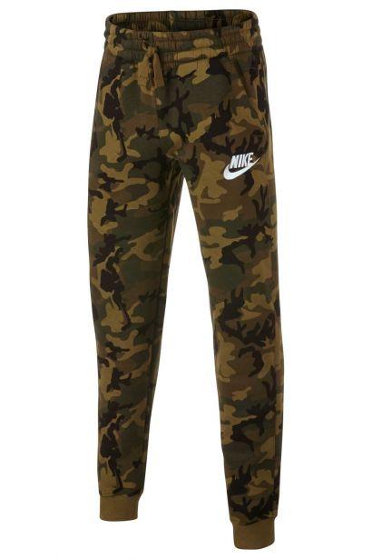 Nike AOP Fleece Pants Junior Boys