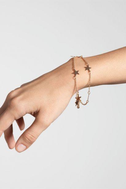 Golddigga Star Bracelet Ladies