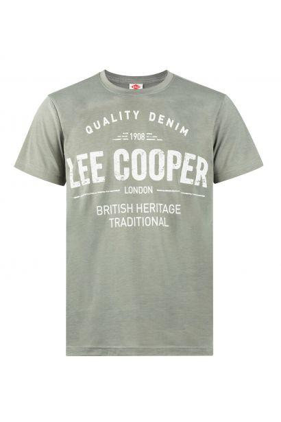Lee Cooper pánske tričko s krátkym rukávom