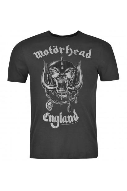 Amplified Clothing Motorhead T Shirt Mens