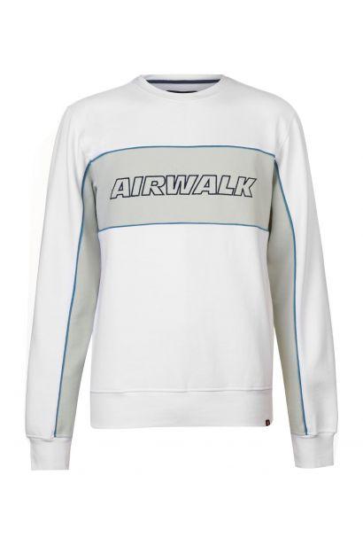 Airwalk Logo Sweater Mens
