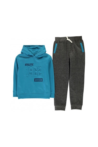 Crafted 2 Piece Tracksuit Infant Boys