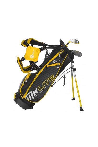 Masters MK Lite Junior Golf Set with Stand Bag