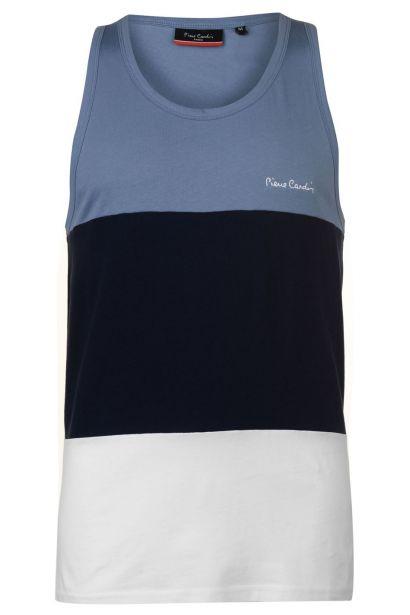 Pierre Cardin Large Cut and Sew Vest Mens