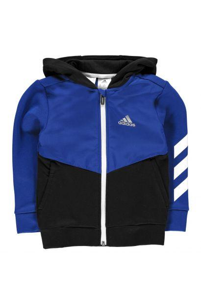 c283c5a952b Adidas Comfi Track Jacket Child Boys