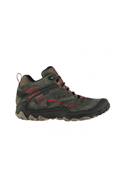 Merrell Chameleon 7 Limit Mid Waterproof Walking Shoes Mens
