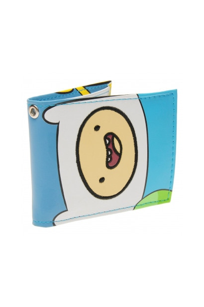 Character Adventure Time Finn Wallet