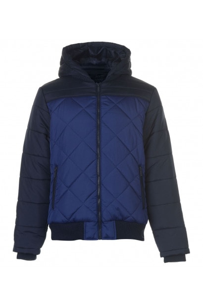 577c3478420a Lee Cooper Colour Block Jacket Mens