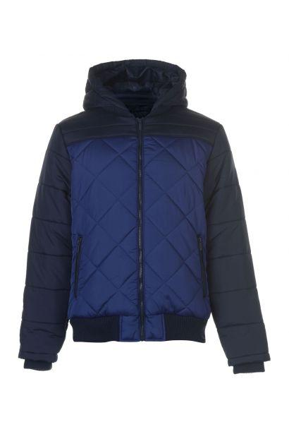 Lee Cooper Colour Block Jacket Mens