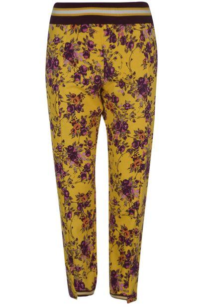 Juicy Asymmetric Cuff Pants