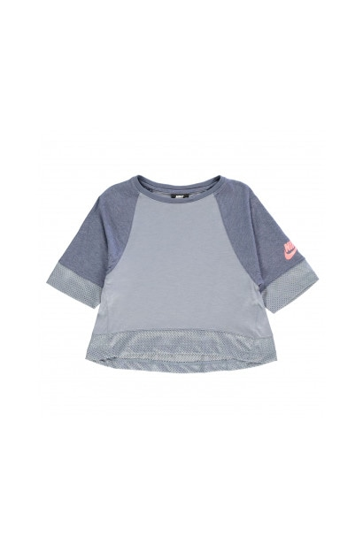 Nike NSW Crop T Shirt Junior Girls