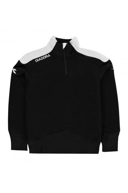 Diadora Idaho Sweater Zip Top Junior Boys