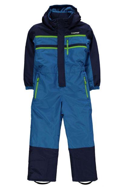 Campri Boys Blue Navy Ski Suit detské