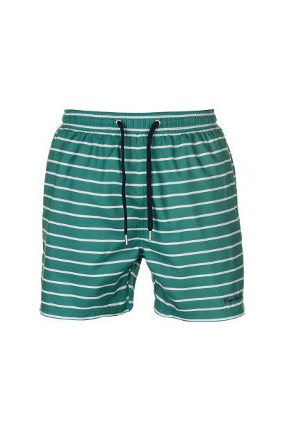 Pierre Cardin Stripe Swimshorts Mens
