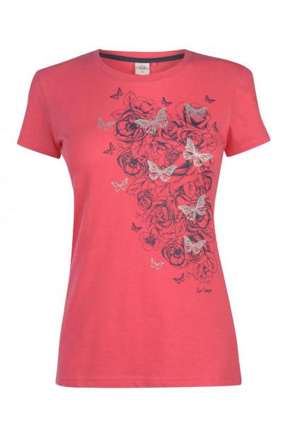 c3f01bbf77f Lee Cooper Classic T Shirt Ladies