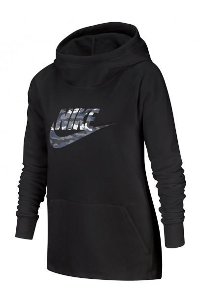 Nike NSW Camo OTH Hoody Junior Girls