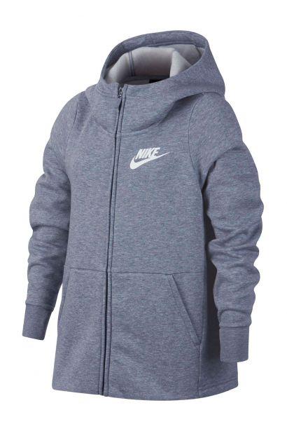 Nike NSW Full Zip Hoody detské Girls