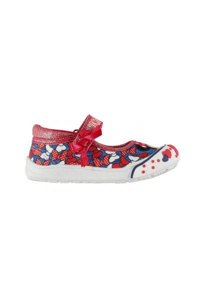 Character Lo Infants Canvas Shoes