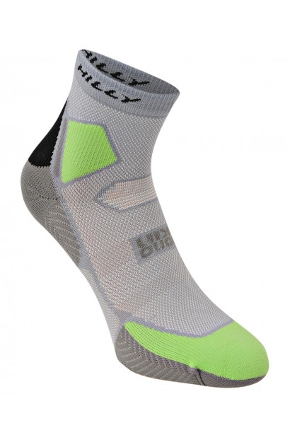 Hilly Skyline Ankle Socks Mens