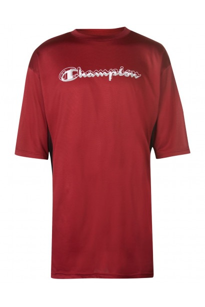 Champion Side Panel T Shirt Mens