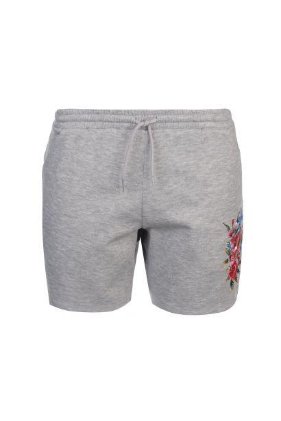LA Gear Floral Shorts Ladies