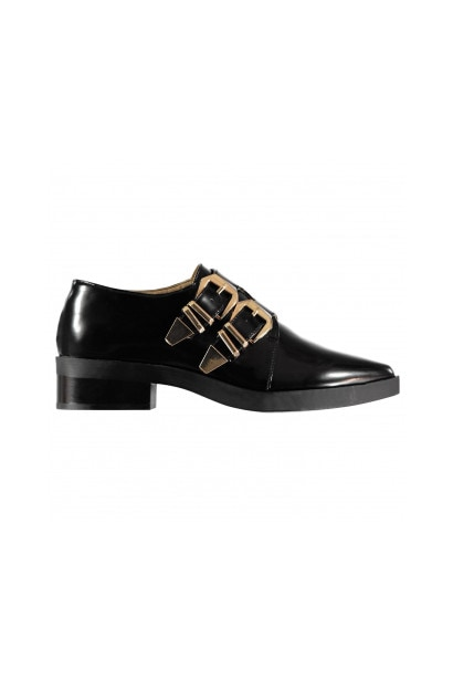 Rock and Rags Clasp Shoes