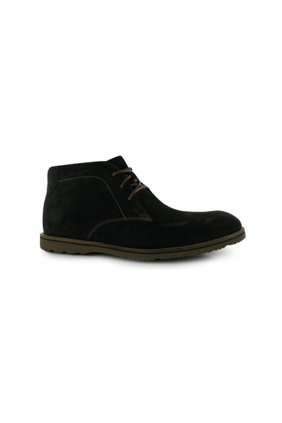 Rockport Jazz Suede Boots