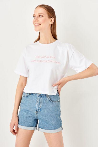 Trendyol Blue Basic Shorts