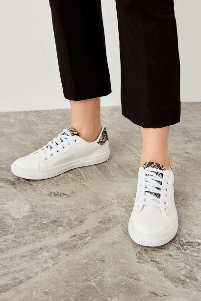 908cc4de562a Trendyol Woman In White Sneaker