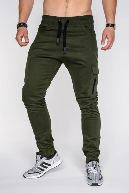 Ombre Clothing Men's pants joggers P391