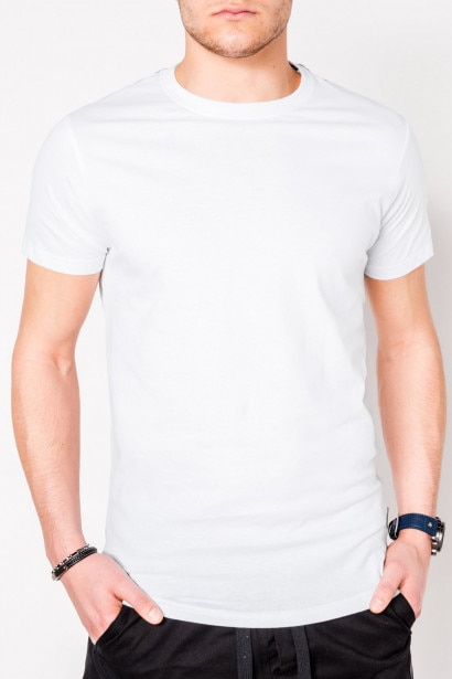 Ombre MEN'S PLAIN T-SHIRT S884