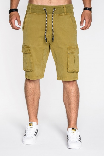 Ombre Clothing Men's cargo shorts P527