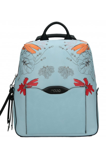 Nobo Woman's Backpack Nbag-G2530-C012