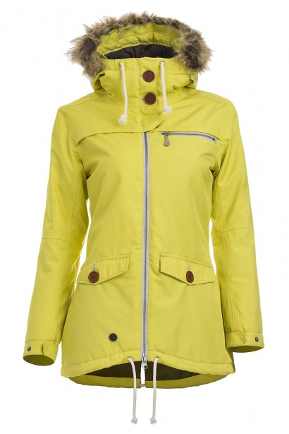 d2a34f86f8 Women's winter coat WOOX Lanula