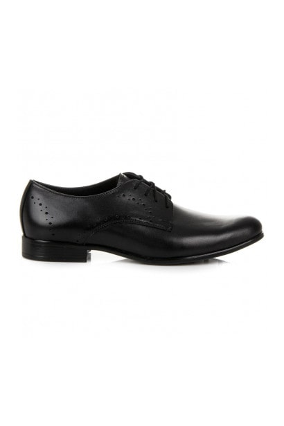 LUCCA BLACK SHOES