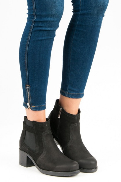 LEATHER VINCEZA LEATHER BOOT