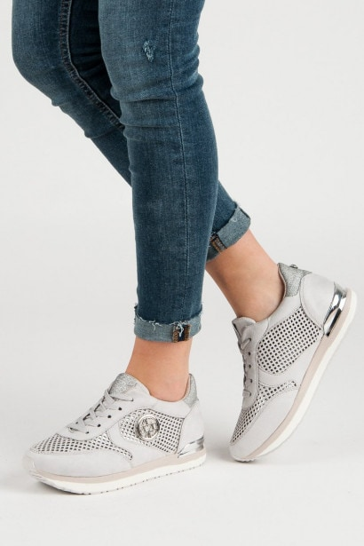 ACLYS OPENWORK SHOES