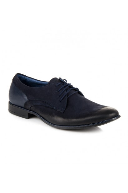 LEATHER CASUAL SHOES LUCCA