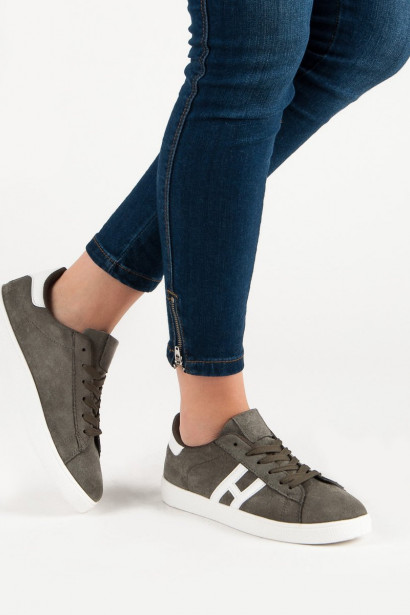 COMFORTABLE CANVAS SHOES MCKEYLOR