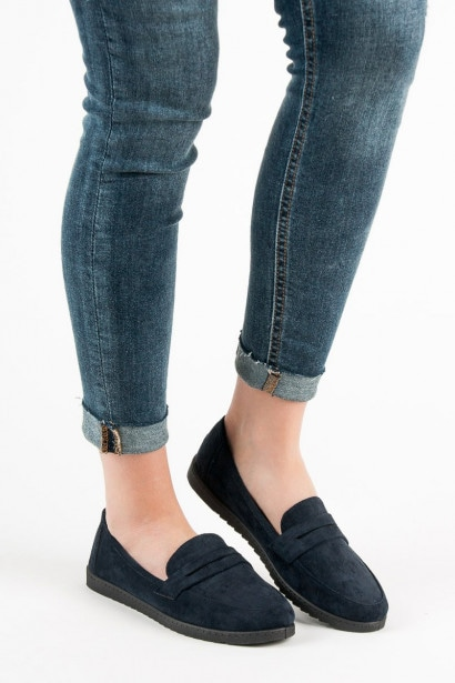JESSY ROSS CASUAL MOCCASINS